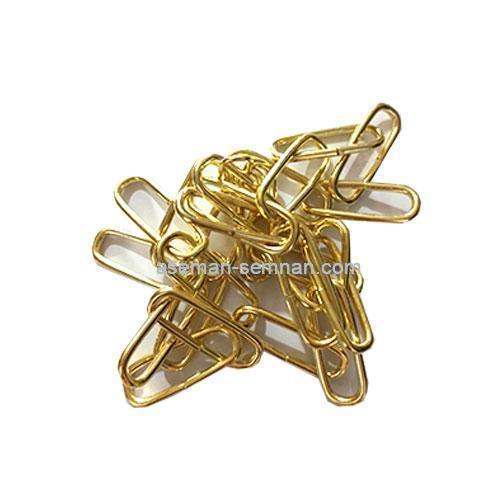 زنجیر لوستر طلایی سایز 4