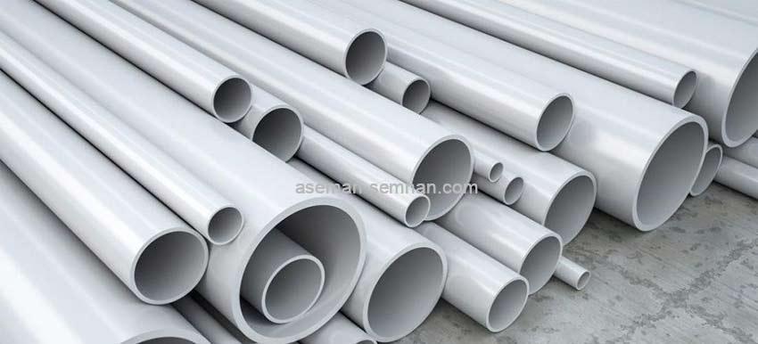 لوله های برق PVC